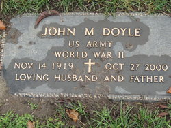 John M Doyle