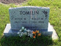 Peter M Tomlin