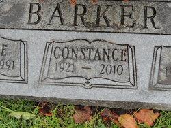 Constance C Barker