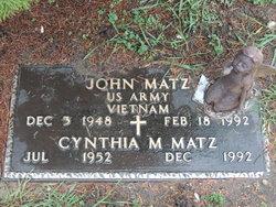 Cynthia M Martz