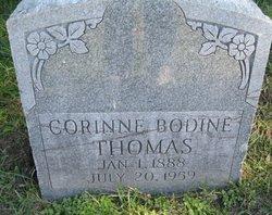 Corrine Bodine <I>Henderson</I> Thomas