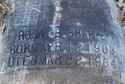 Rosa Sharpe