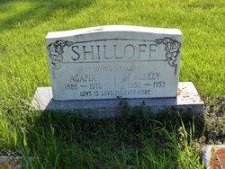 Agafia Shilloff