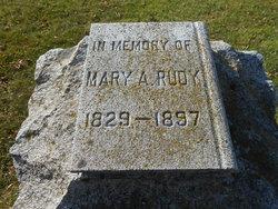 Mary Ann <I>Lessig</I> Rudy