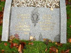 Ella Dorothy Southon