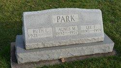 Agnes M. Park