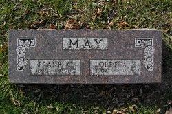 Frank Cecil May