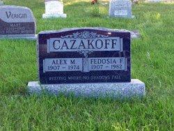 Fedosia F Cazakoff