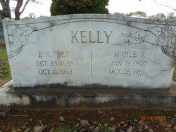 """E.A. """"Bet"""" Kelly"""