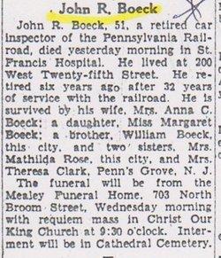 John Richard Boeck