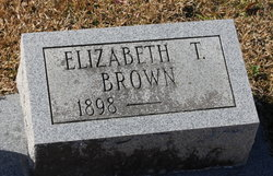 Elizabeth T. Brown