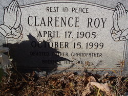 Clarence Roy