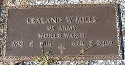Lealand W. Mills
