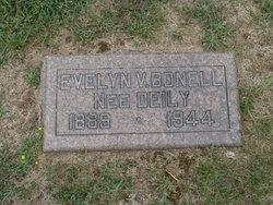 Evelyn V. <I>Deily</I> Bonell