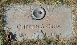 Clifton A. Crum