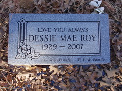 Dessie Mae Roy
