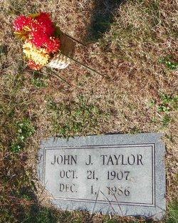 John J Taylor