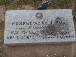 George A. Ballerud