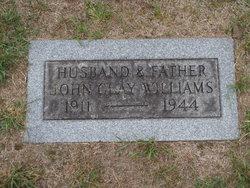 John Clay Williams