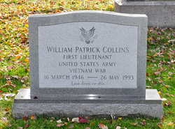 Lieut William Patrick Collins