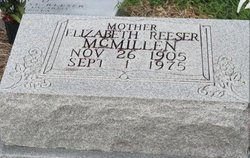 Elizabeth Reeser McMillen