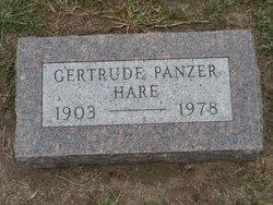 Gertrude <I>Panzer</I> Hare