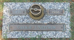 Carrie J. Ketchum