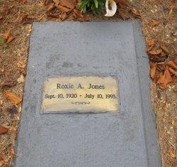 Roxie A. Jones