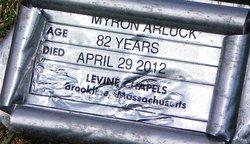 Myron Arluck