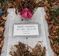 Minnie Clayborne