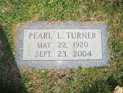 Pearl L Turner