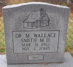 Dr M. Wallace Smith