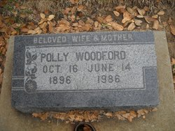 Polly Woodford