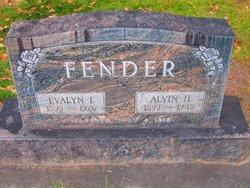 Alvin H. Fender