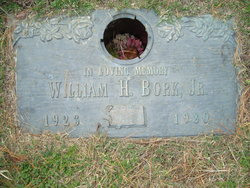 William H Bork, Jr