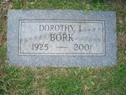 Dorothy L <I>Schultz</I> Bork