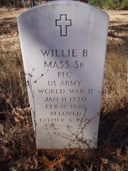 Willie B Mass, Sr