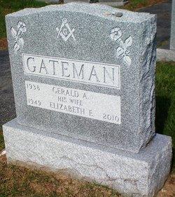 Elizabeth E. <I>Spencer</I> Gateman