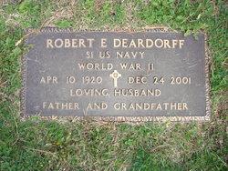 Robert E Deardorff