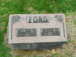 Madge <I>Hogue</I> Ford