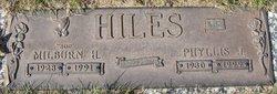 """Milburn H. """"Bud"""" Hiles"""