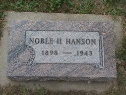 Noble Hans Hanson