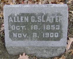 Allen G Slater