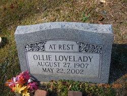 Ollie Lovelady