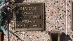 Donald L Hagan