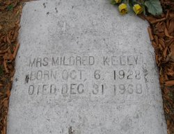 Mrs Mildred Kelly