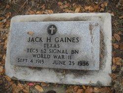 Jack H. Gaines