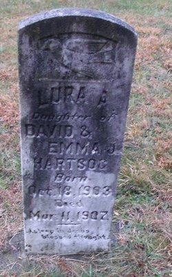 Lura A. Hartsog