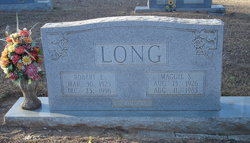 Maggie Mae <I>Slaughter</I> Long