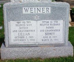 Lillian Weiner